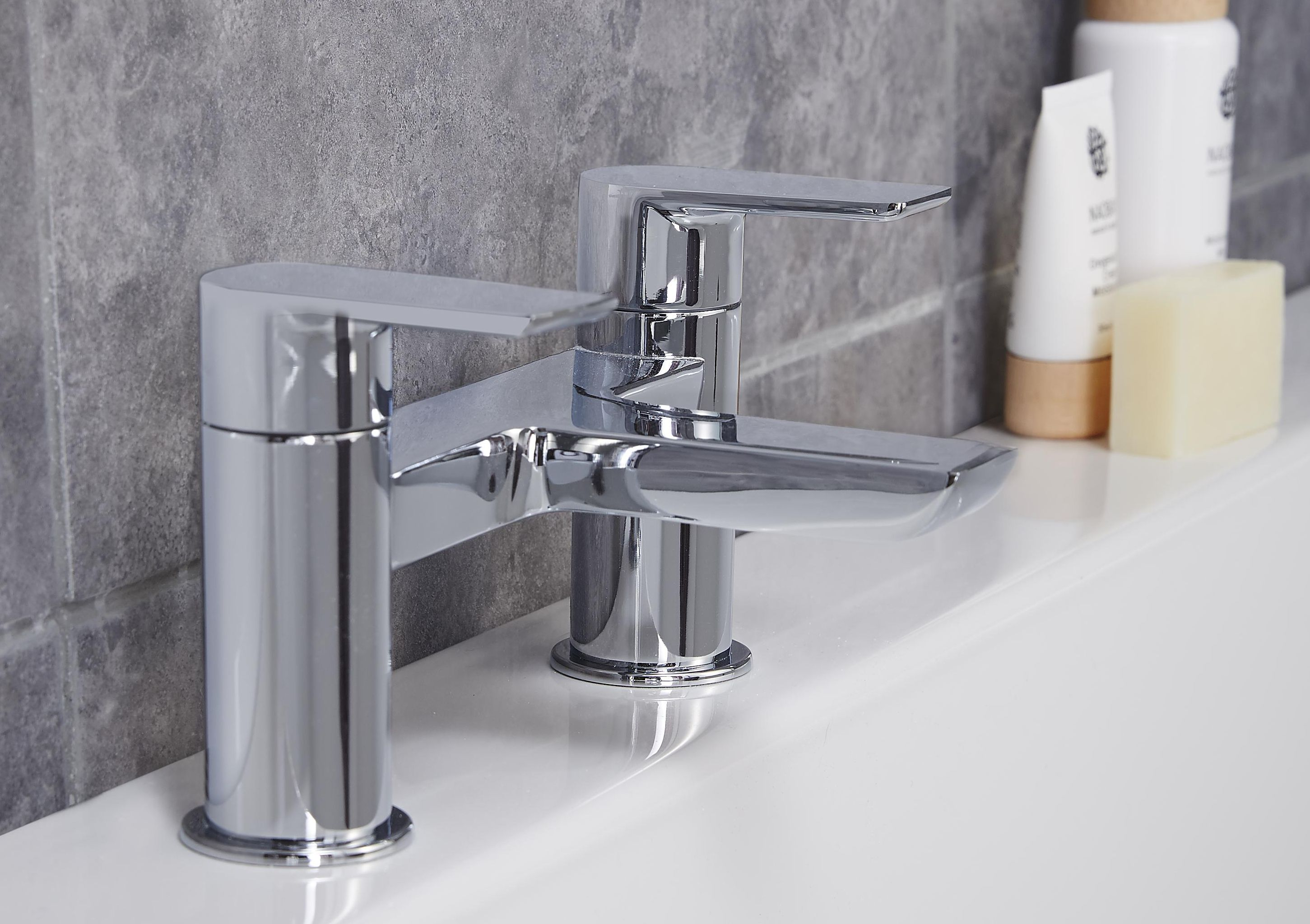 Bathroom Sinks B&Q bathroom taps | basin & bath taps | diy at b&q