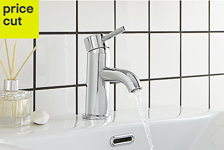 Minima Bathroom Taps