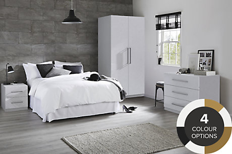 White Bedroom Furniture - Interior Design