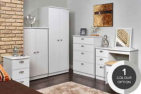 Lugano Bedroom Furniture