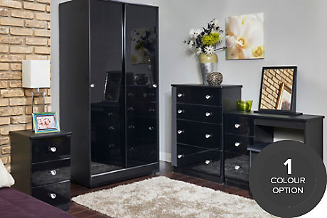Noire Bedroom Furniture