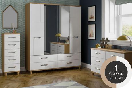 Bedroom Furniture bedroom furniture ranges | bedside tables & cabinets | diy at b&q