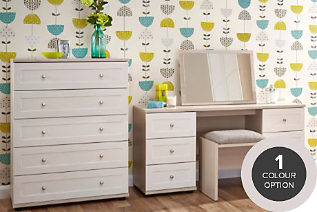 Pre Assembled Bedroom Furniture Ranges Tradepoint