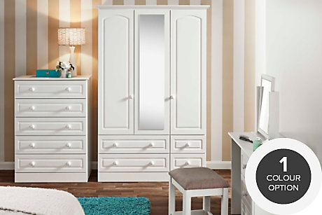 Greenwich Pre-Assembled Bedroom Furniture