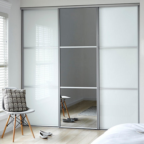 image for sliding wardrobe doors range