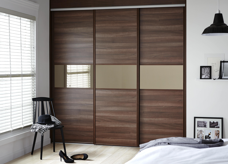 1. Add a beautiful look to your bedroom & 6 benefits of installing sliding wardrobe doors in your bedroom