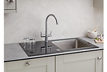 How to remove and fit a kitchen tap