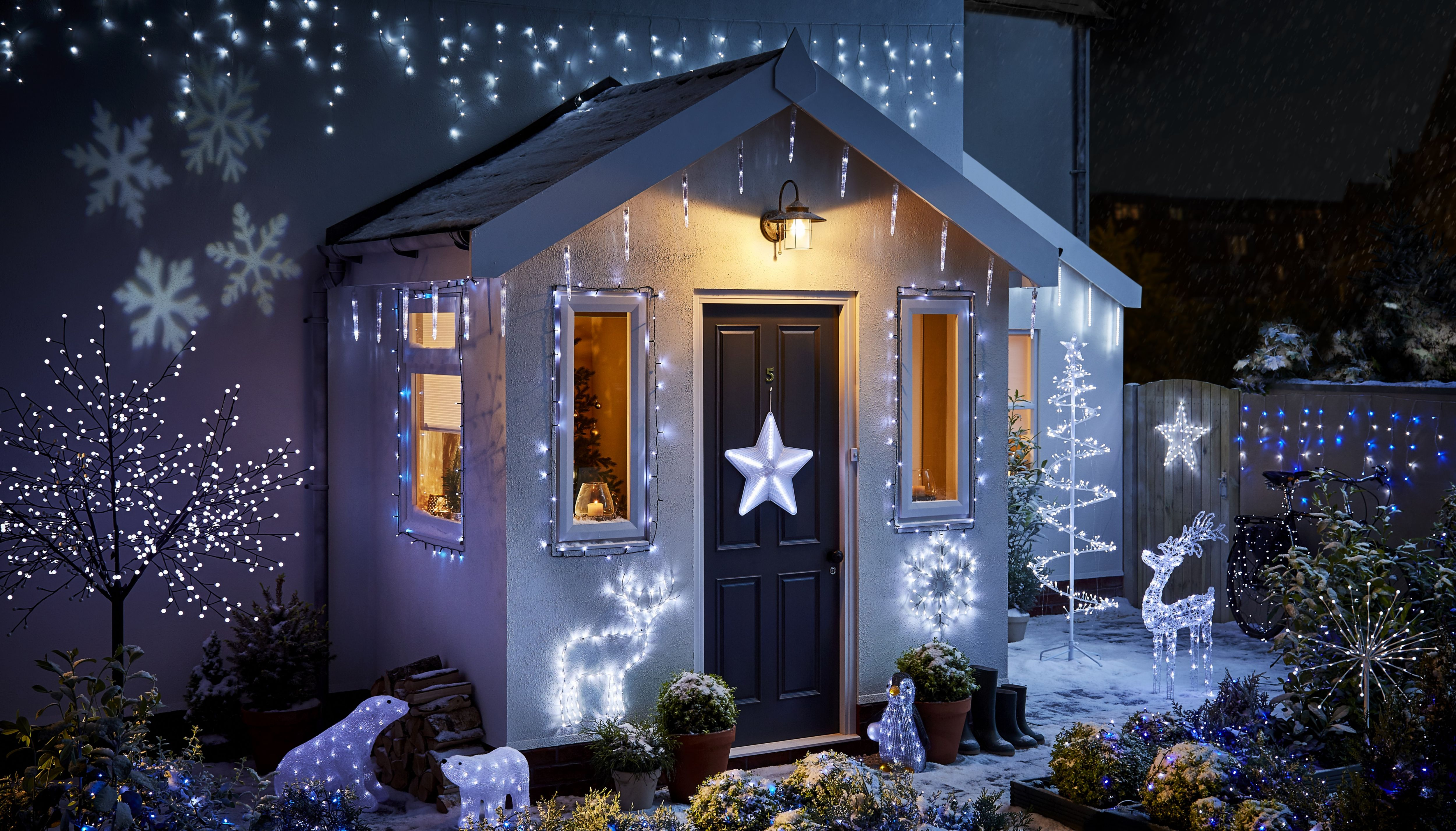 Christmas Tree Light Projector