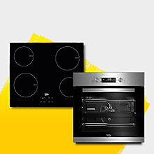 Beko Single Oven & Induction Hob