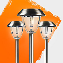 MULTIBUYS ON SELECTED OUTDOOR LIGHTING