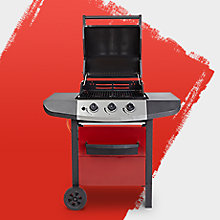 BERKLEY GAS BARBECUE