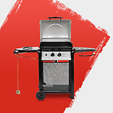 LAGUNA GAS BARBECUE