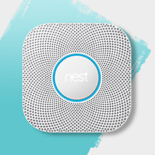 Nest Protect 2nd Generation Wired Smoke & Carbon Monoxide Alarm
