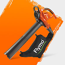 Flymo Powervac 3000 Electric Garden Vacuum