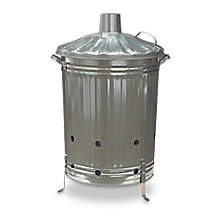 Image for Galvanised Steel 200L Incinerator deal