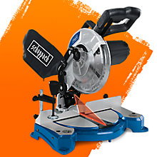 Scheppach 1500W 210mm Compound Mitre Saw