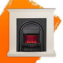 Image for Be Modern Colville LED Inset Electric Fire Suite deal