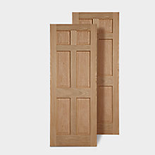 2 for £160 on selected oak internal doors