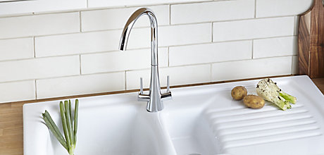 Kitchen taps buying guide