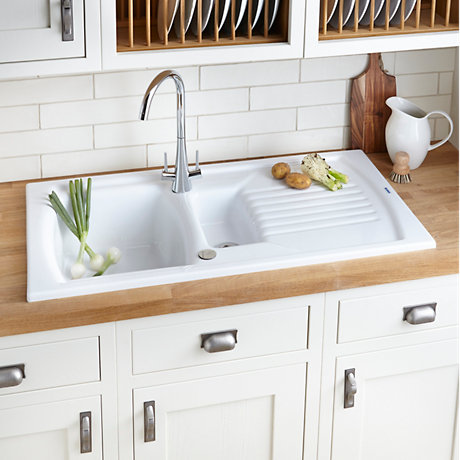 Find the right sink for your kitchen