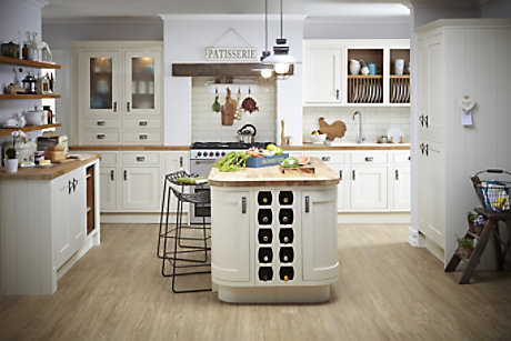 Plan your kitchen with us