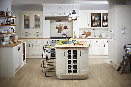 Carisbrooke Ivory Framed Kitchen Reviews