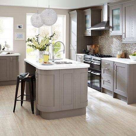 Cooke and Lewis Raffello Anthracite Kitchen