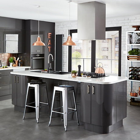 image for Contemporary kitchen design ideas article