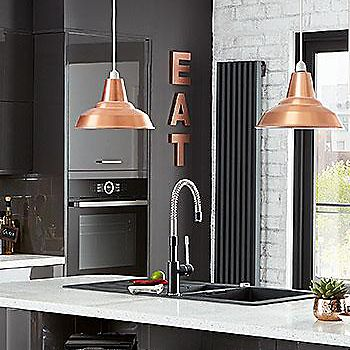 Colours Tezz copper light shade