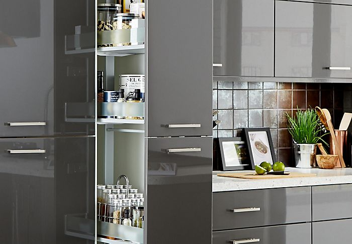 kitchen storage buying guide ideas advice diy at b q. Black Bedroom Furniture Sets. Home Design Ideas