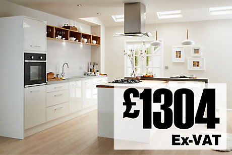 New Kitchen Ranges & Units with up to a 10 Year Guarantee ...