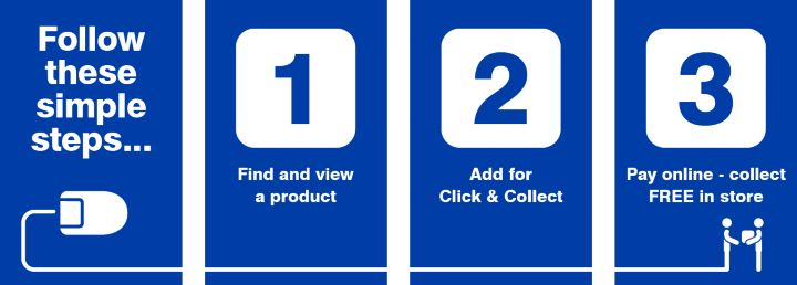 Image of Click & Collect steps