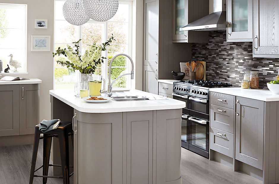 How Much Is A Fitted Kitchen With Island