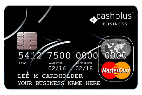 Cashplus business expense card