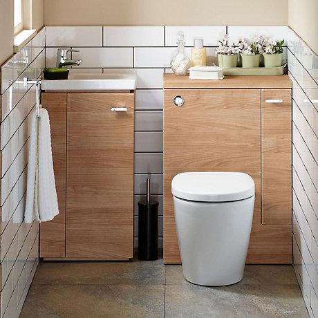 Bathroom Suites | Complete Bathroom Suites | DIY at B&Q