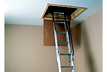 How to gain safe access to your loft