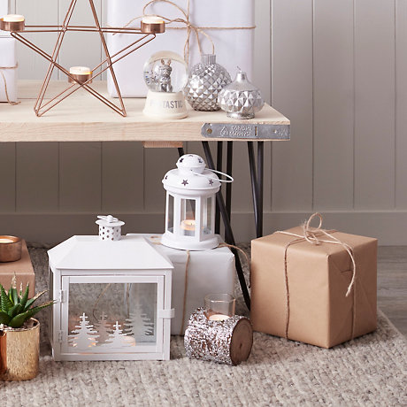 Winter Wonderland Christmas Decor Collection