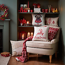 CHRISTMAS HOME FURNISHINGS