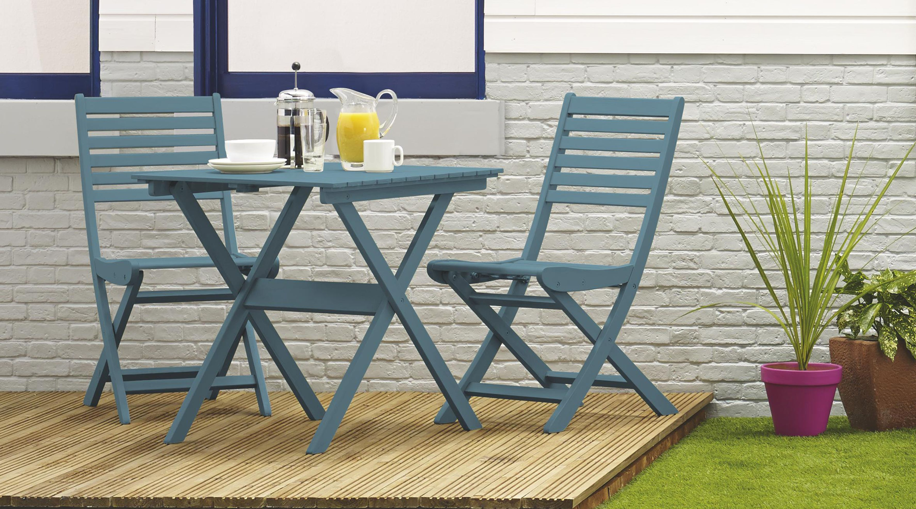 Garden Furniture Colours garden furniture paint colours b&q