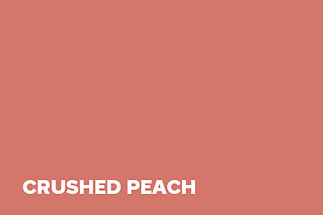 Crushed Peach