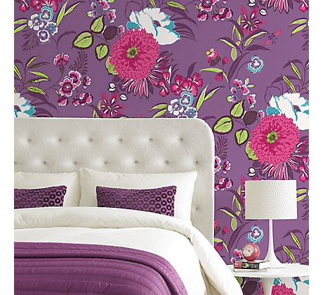 Our brands colours diy at b q for Living room wallpaper b q
