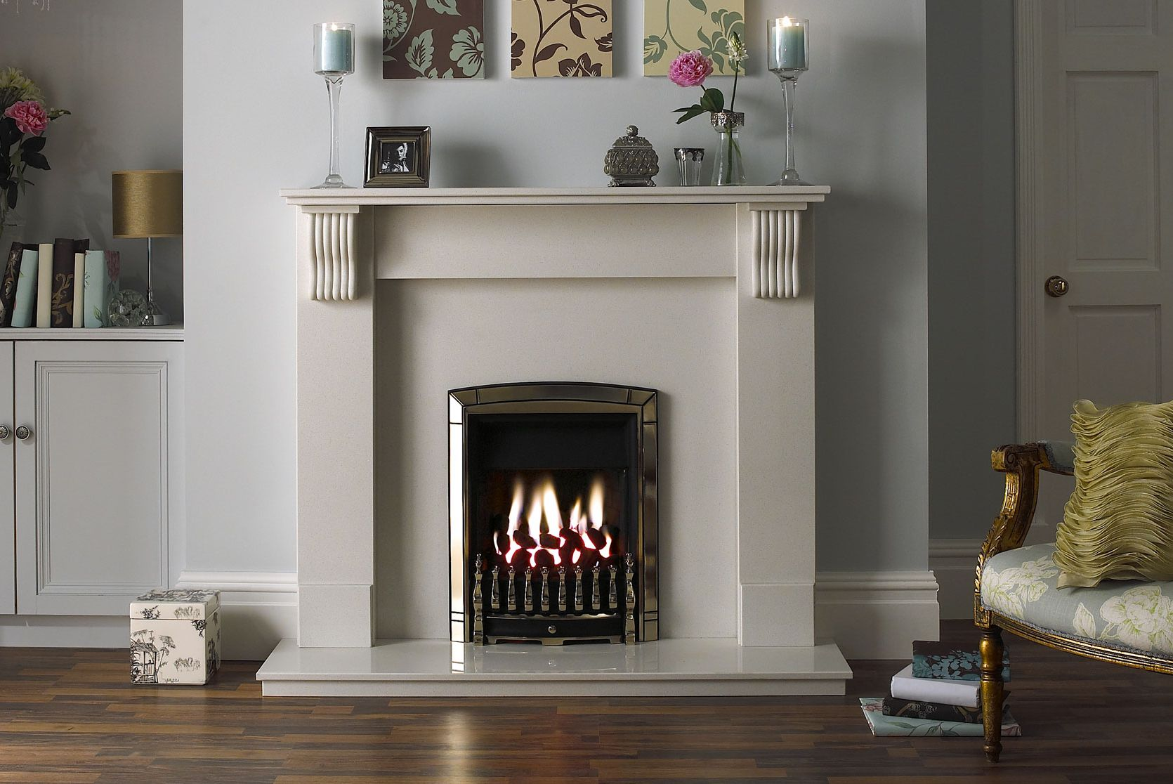 Fires Amp Surrounds Buying Guide Ideas Amp Advice Diy At B Amp Q