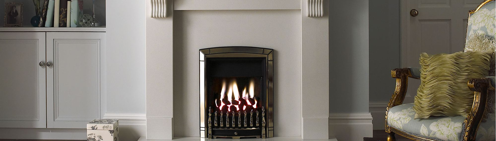 Fireplace Banner