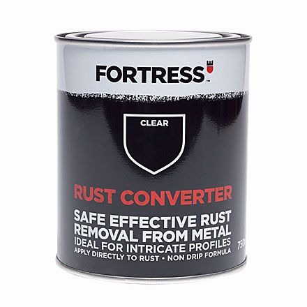 Fortress rust converter gel image