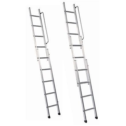 Aluminium Loft Ladder image