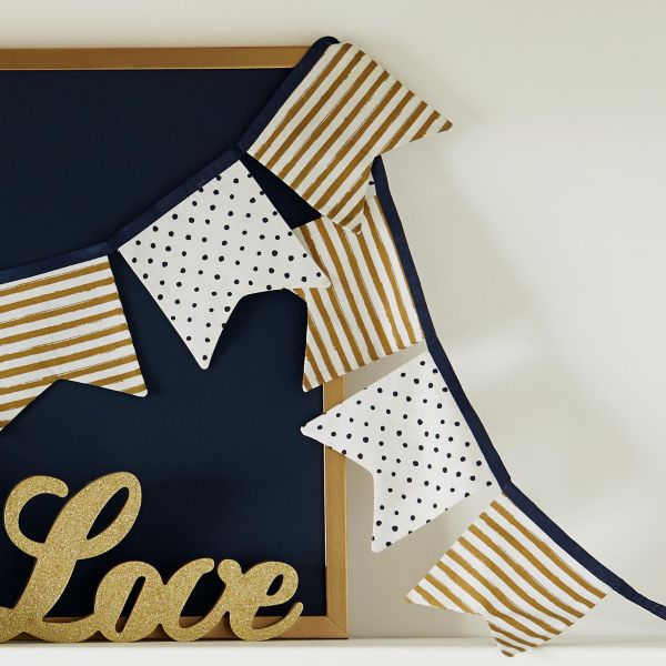 Spots & Stripes Bunting