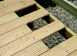 How to extend a deck ideas advice diy at b q for B and q timber decking