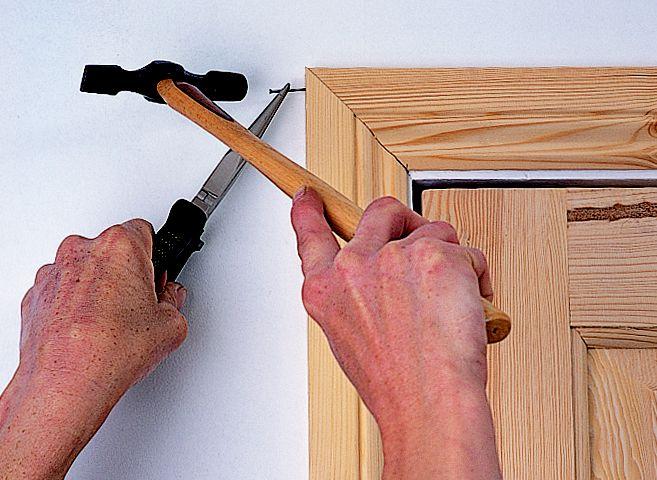 Step 3 & How to hang an internal door | Ideas u0026 Advice | DIY at Bu0026Q pezcame.com