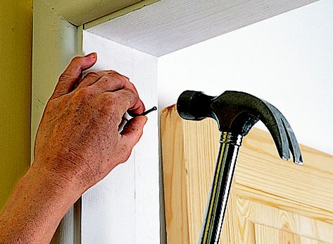 Top tip - Testing the fit & How to hang an internal door | Help \u0026 Ideas | DIY at B\u0026Q Pezcame.Com