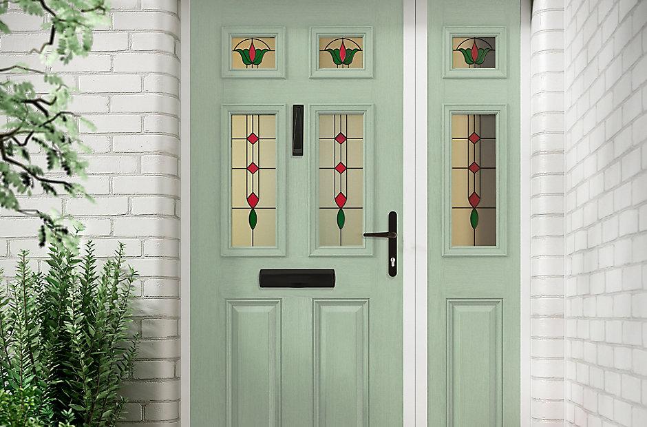 Chartwell Green Front Door